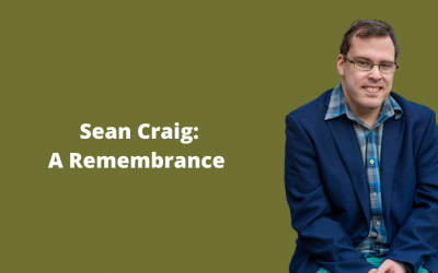 Sean Craig: A Remembrance